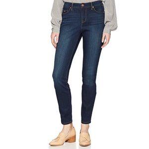 Nine West Cigarette Mid Rise Skinny Jeans 8 EUC